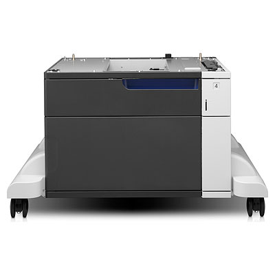 HP LaserJet 1x500-sheet Paper Feeder and Stand (HEWCE792A)