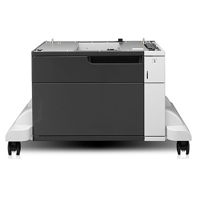 HP LaserJet 1x500-sheet Feeder with Cabinet and Stand (HEWCF243A)
