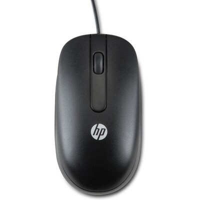 HP USB Optical Scroll Mouse (QY777AT)