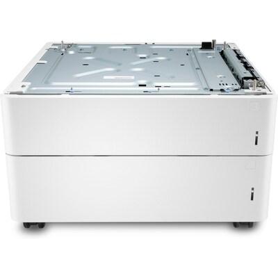 HP Color LaserJet 2x550-sheet Feeder and Stand (HEWT3V29A)