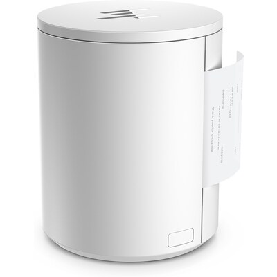 HP Engage One Prime White Receipt Printer (4VW61AA)